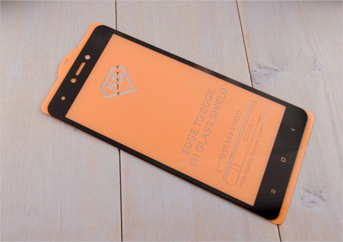 Szkło hartowane na telefon dotykowy  Xiaomi Redmi Note 4x