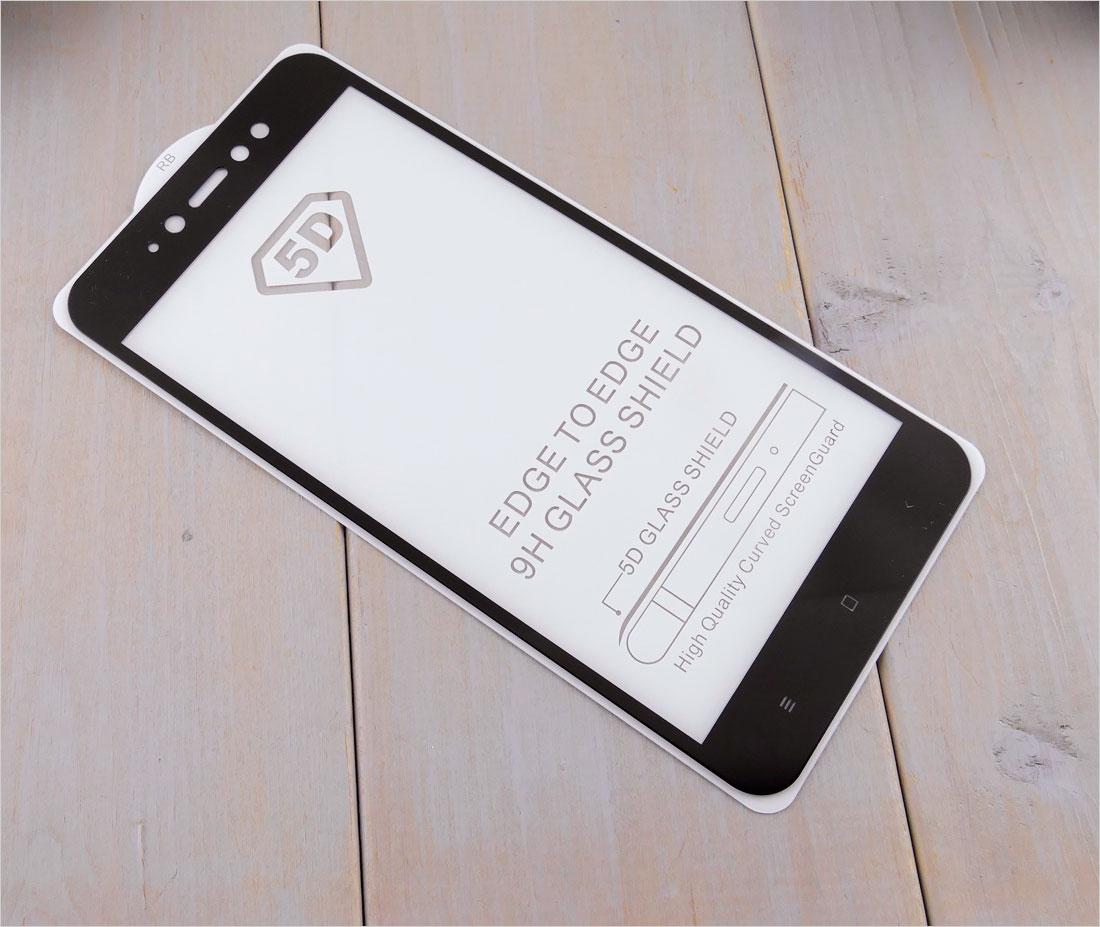 Szkło hartowane na telefon dotykowy Xiaomi Redmi Note 5A