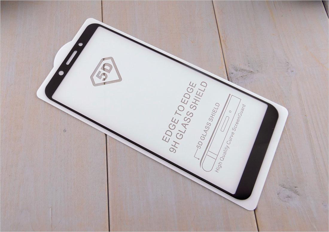 Szkła hartowane zaokrąglone do telefonów Oppo A1