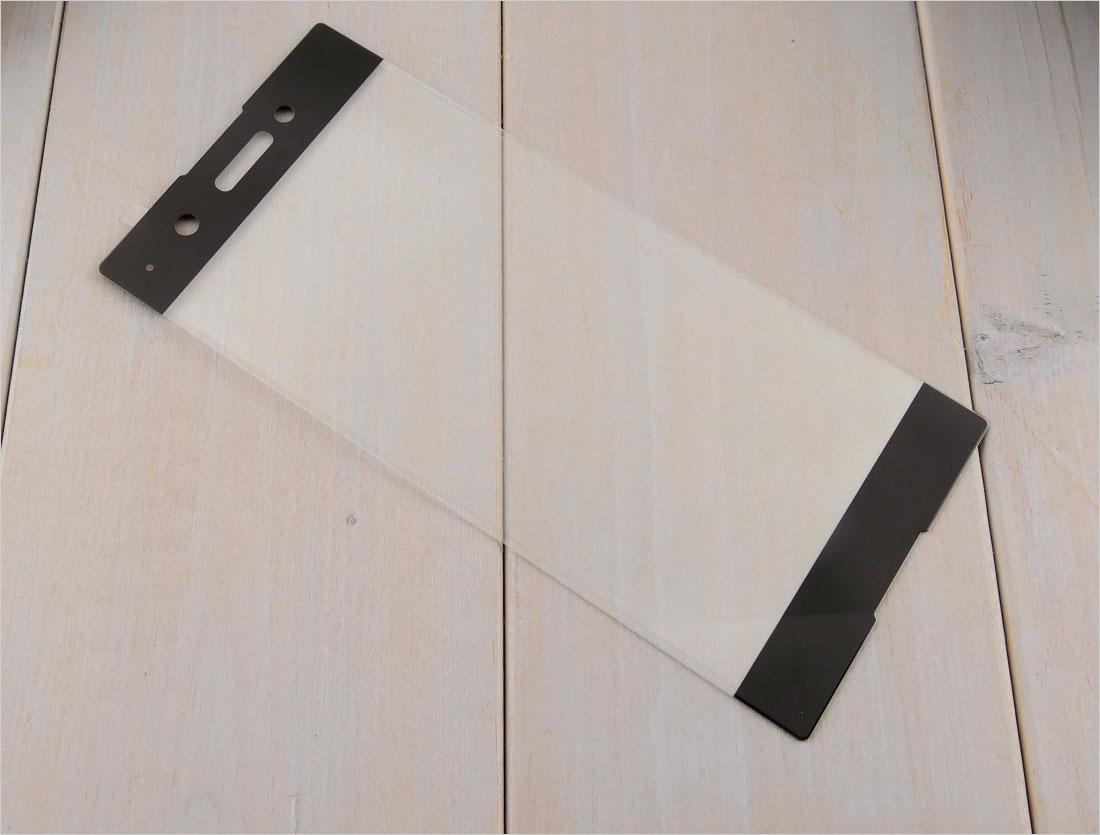 Szkła hartowane zaokrąglone do telefonów Sony XA1 plus