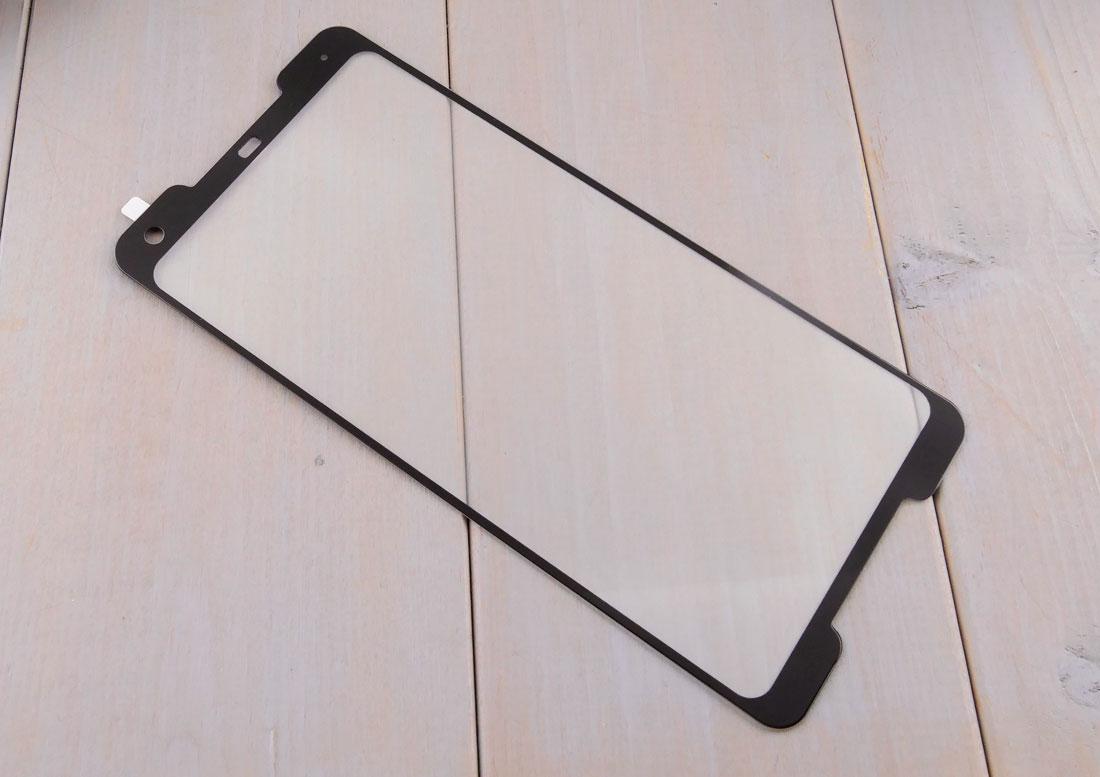 Szkła hartowane zaokrąglone do telefonów Google Pixel 2X