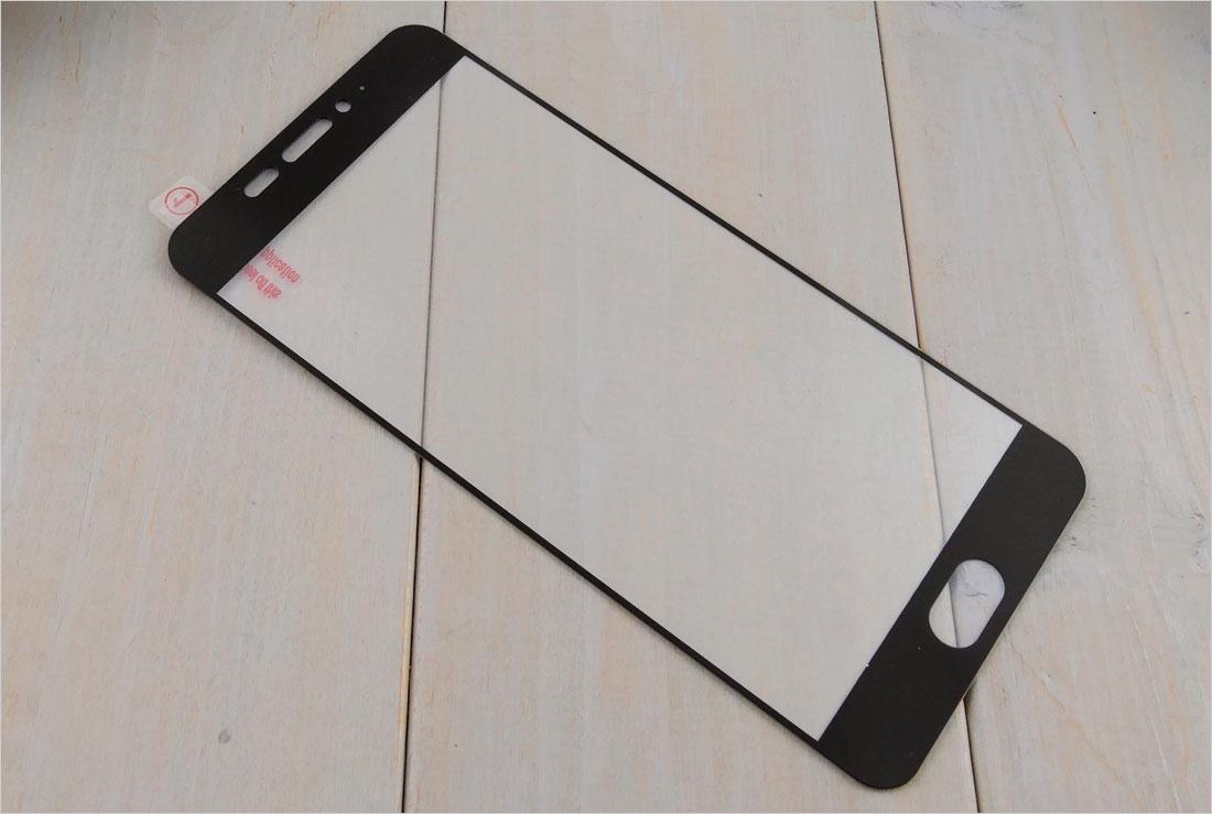 zaokrąglone szło hartowane na telefon Meizu MX6