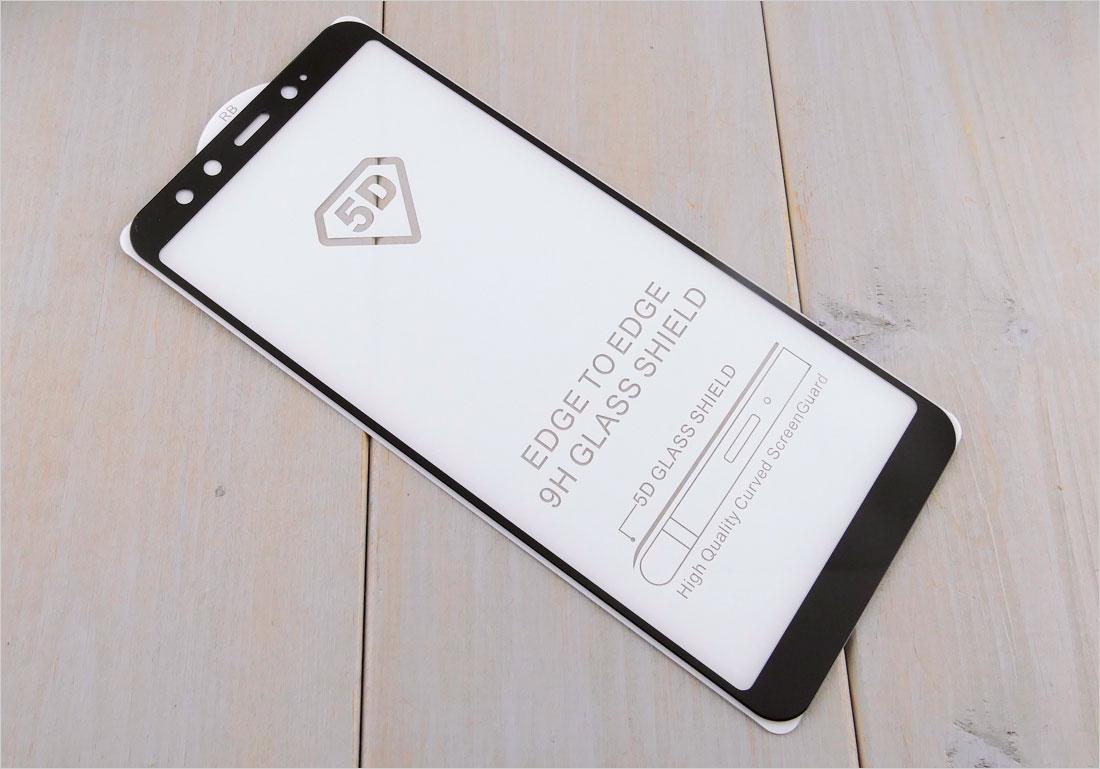 Szkło hartowane na telefon Xiaomi Mi 6X