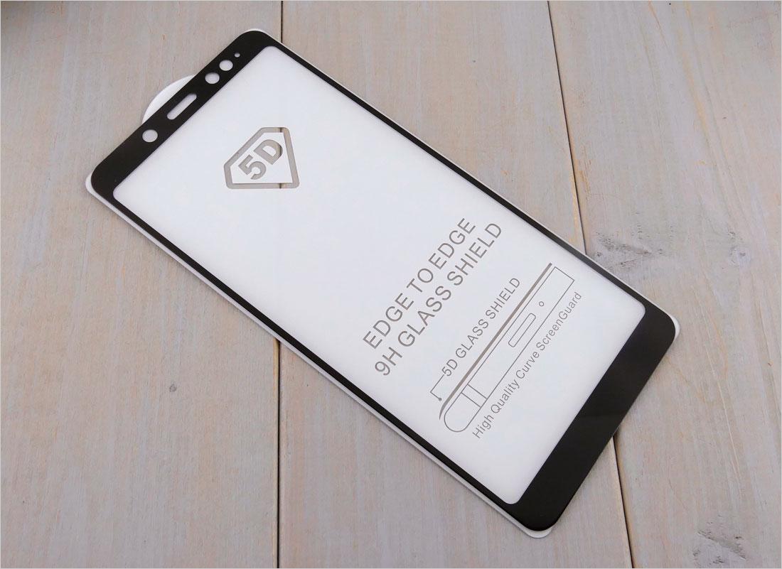 Szkło hartowane na telefon dotykowy Xiaomi Redmi Note 5 pro