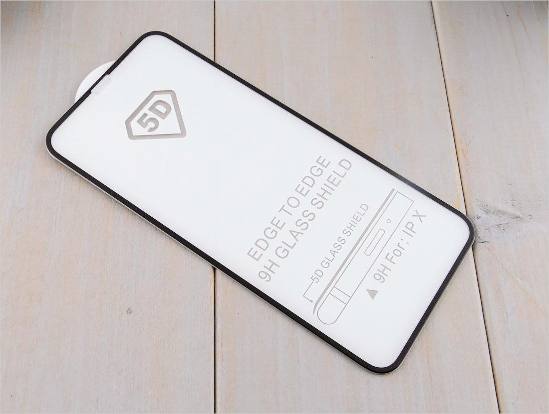 dedykowane szkło hartowane do telefonu Apple iPhone X