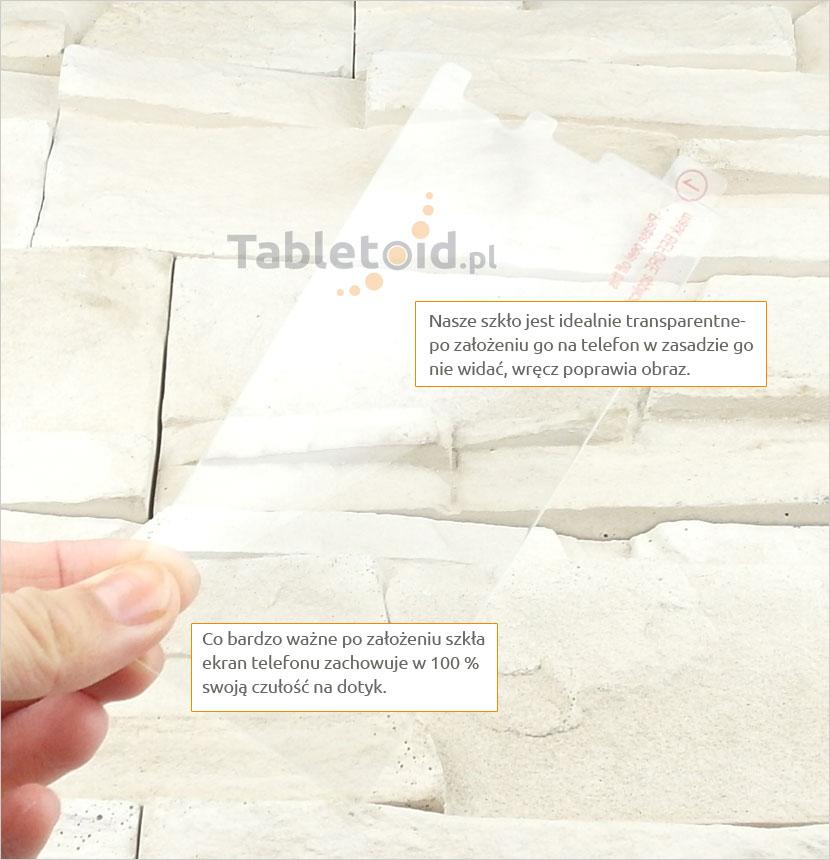 Szkło hartowane na telefon Nokia Lumia 720