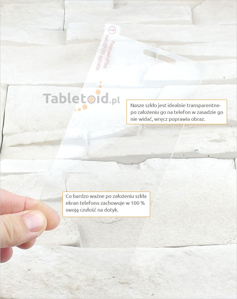 Szkło hartowane dedykowane na telefon Sony Xperia M2 Aqua