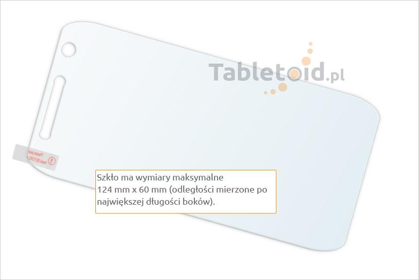 Zawartość ze szkłem Motorola Moto G