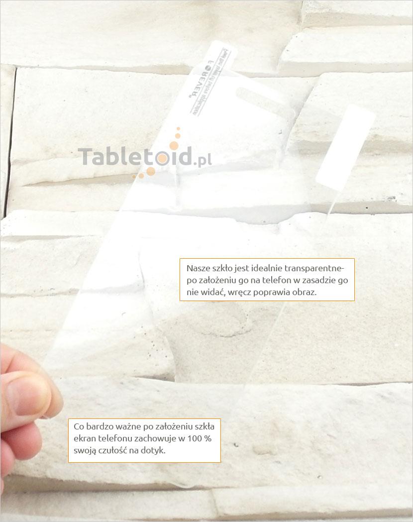 Szkło hartowane na telefon Lenovo S60