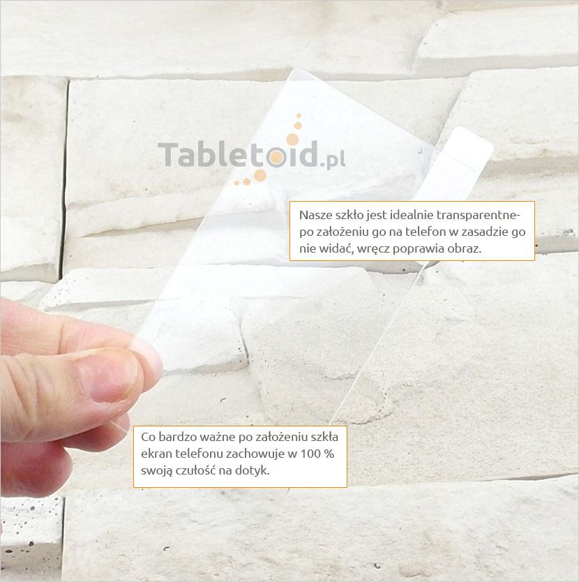 Szkło hartowane na telefon Nokia 701