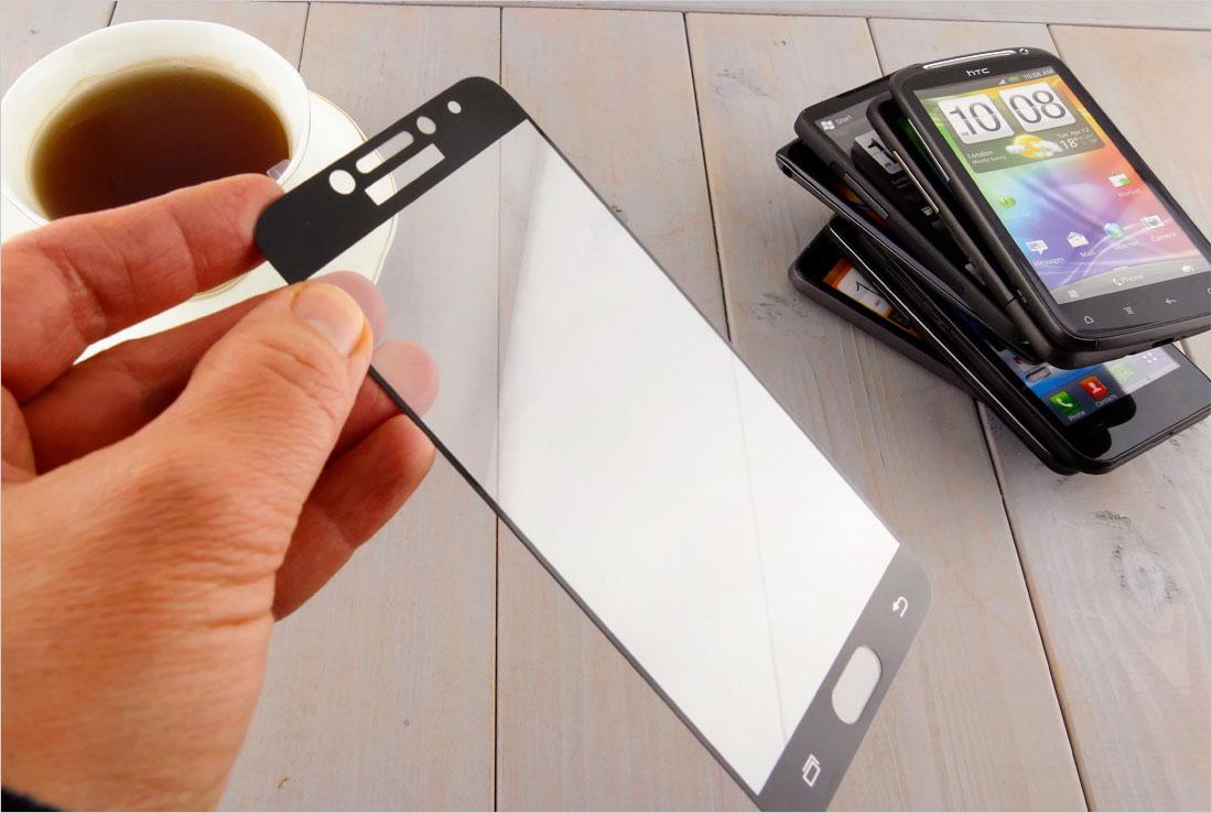 Szkło hartowane na telefon Samsung Galaxy C5 Pro