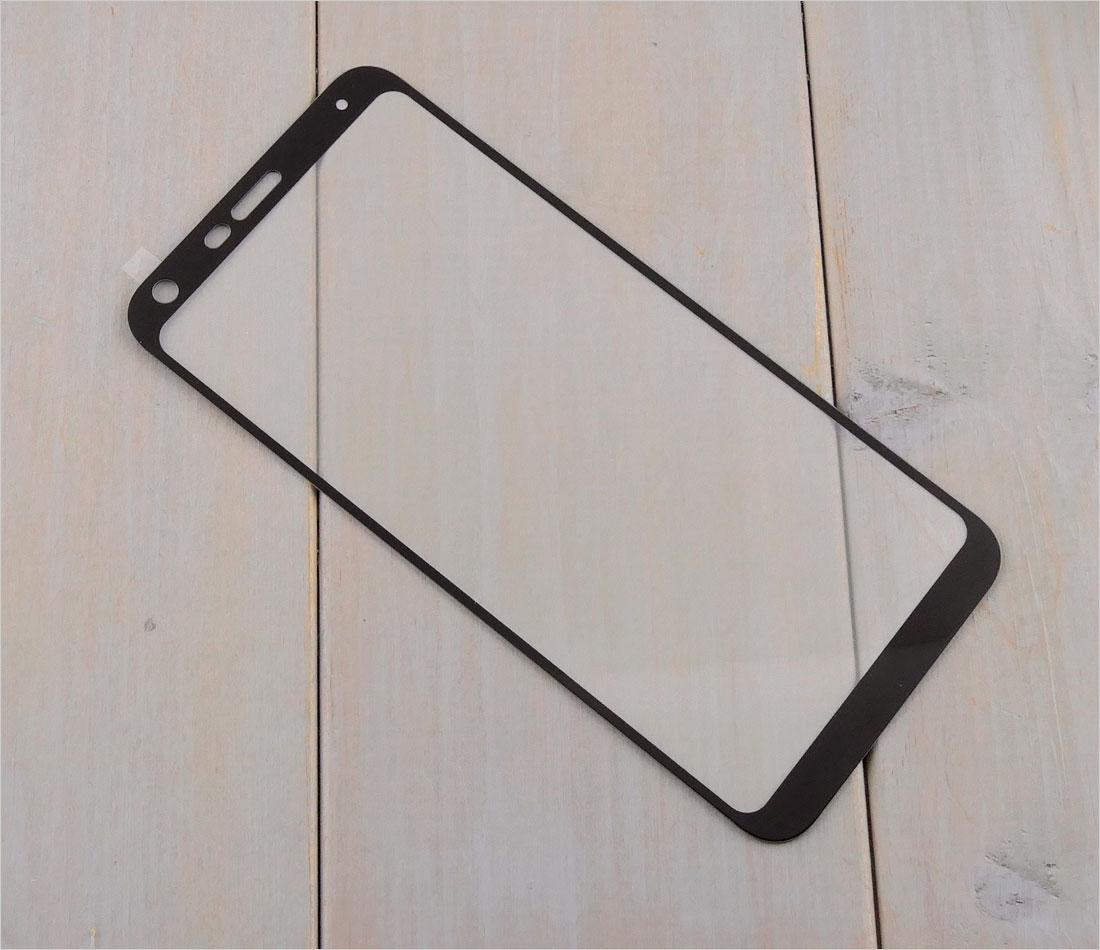 Szkła hartowane zaokrąglone do telefonów LG Q7 Q610EM