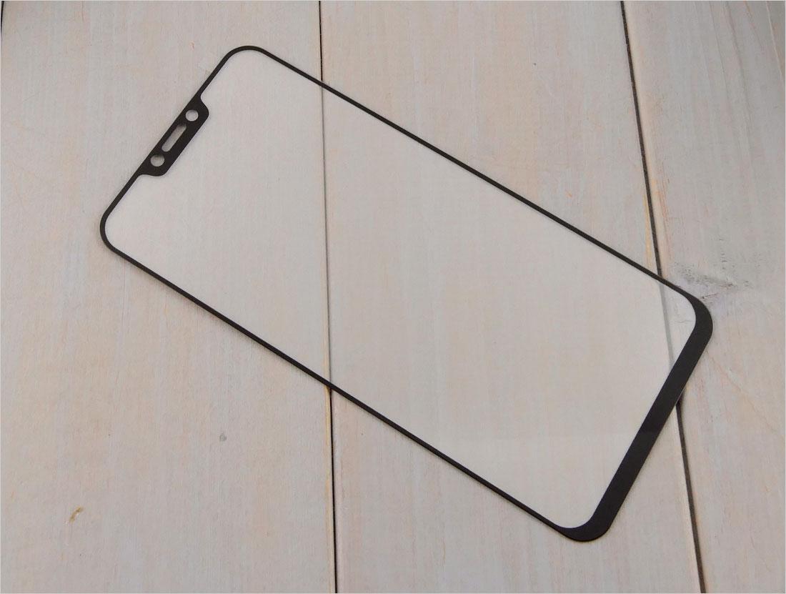 Szkła hartowane zaokrąglone do telefonów Lenovo Z5