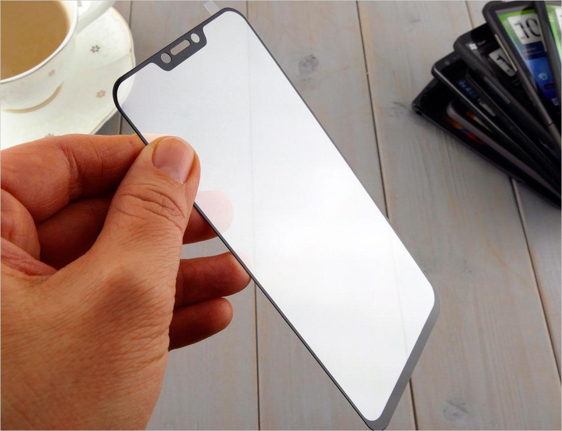 szkło czarne na Lenovo Z5