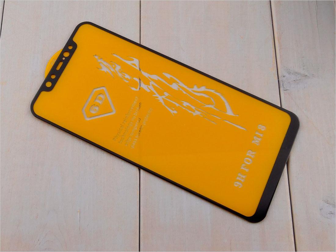 Szkło hartowane na telefon Xiaomi Mi 8