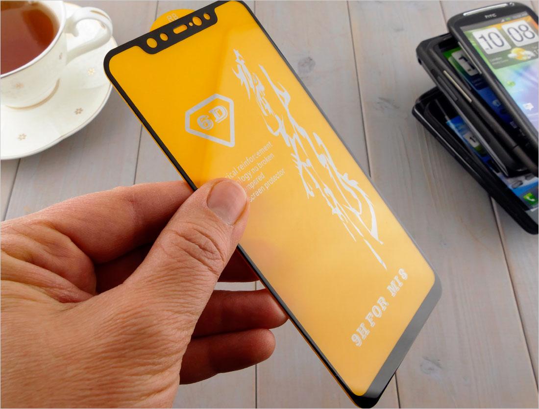 szkło na Xiaomi Mi 8
