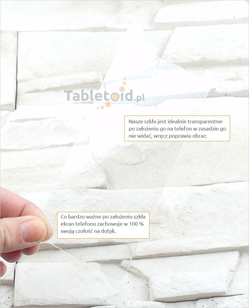 Szkło hartowane na telefon LG Class H740
