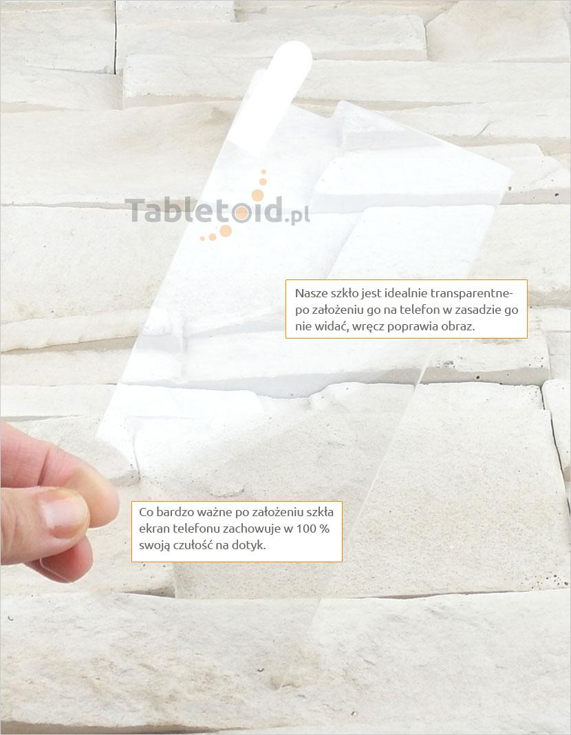 Szkło hartowane na telefon Lenovo Vibe X3