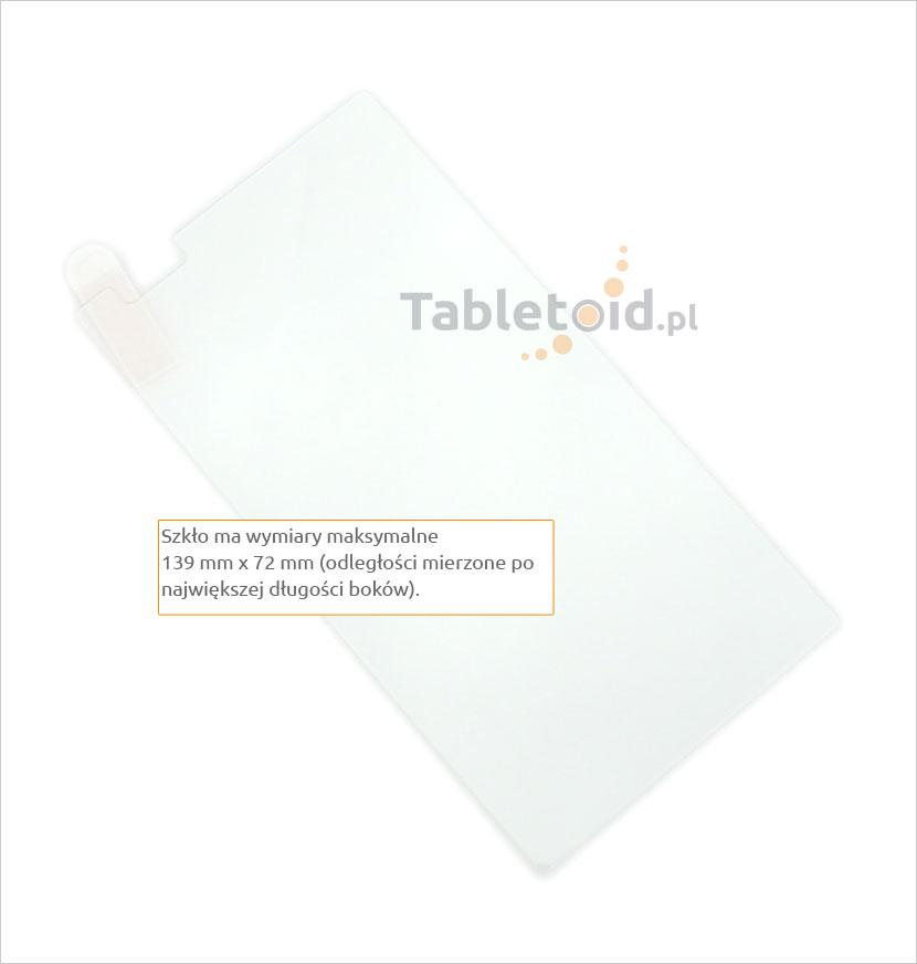Szkło hartowane Lenovo Vibe X3
