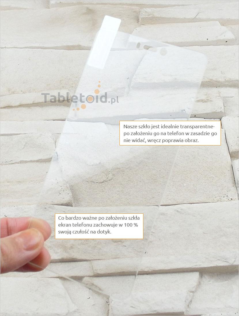 Szkło hartowane dedykowane na telefon Xiaomi Mi 4s