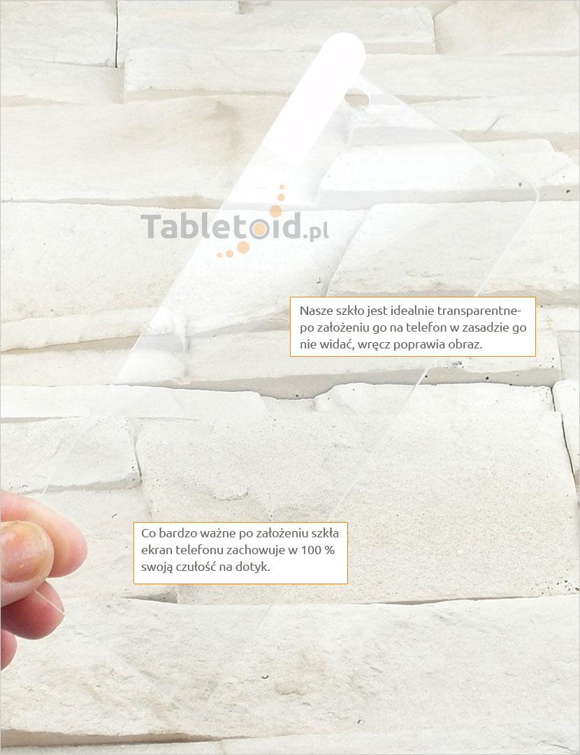 Szkło hartowane dedykowane na telefon Sony Xperia XA