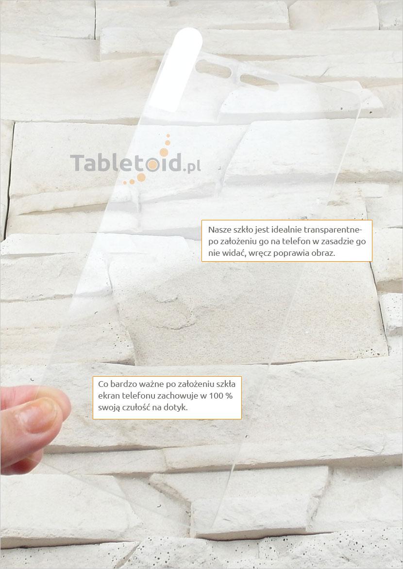 Szkło hartowane dedykowane na telefon Lenovo K5 Note