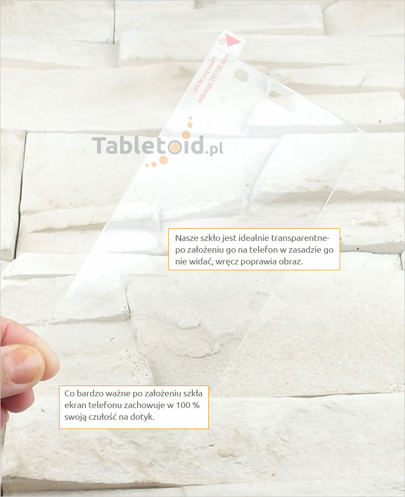 Szkło hartowane na telefon Xiaomi Redmi 3