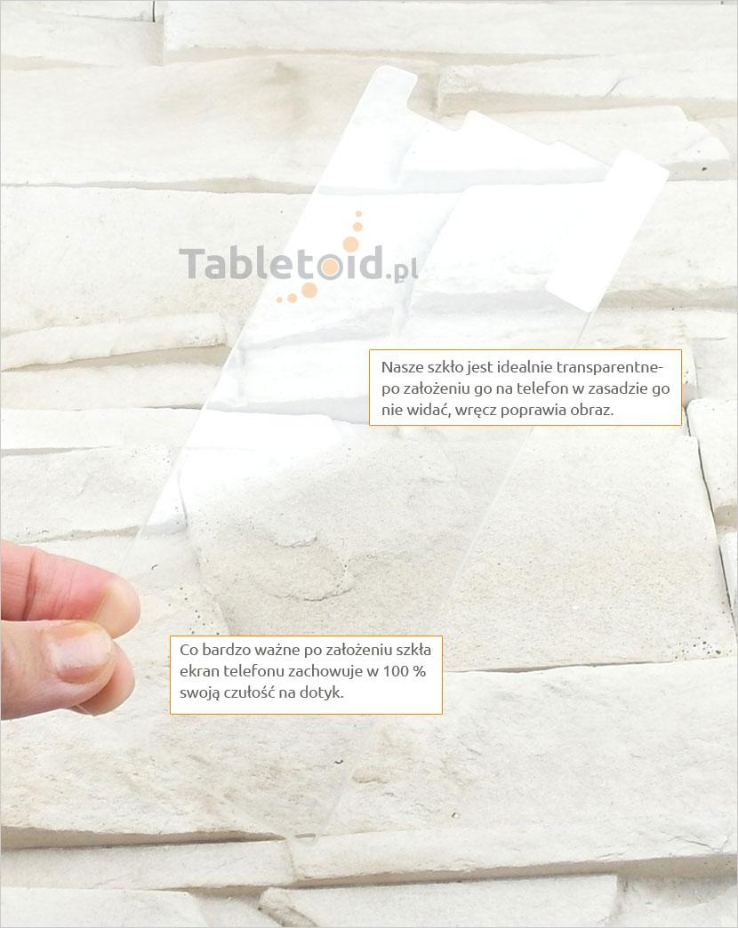 Szkło hartowane dedykowane na telefon LG K7