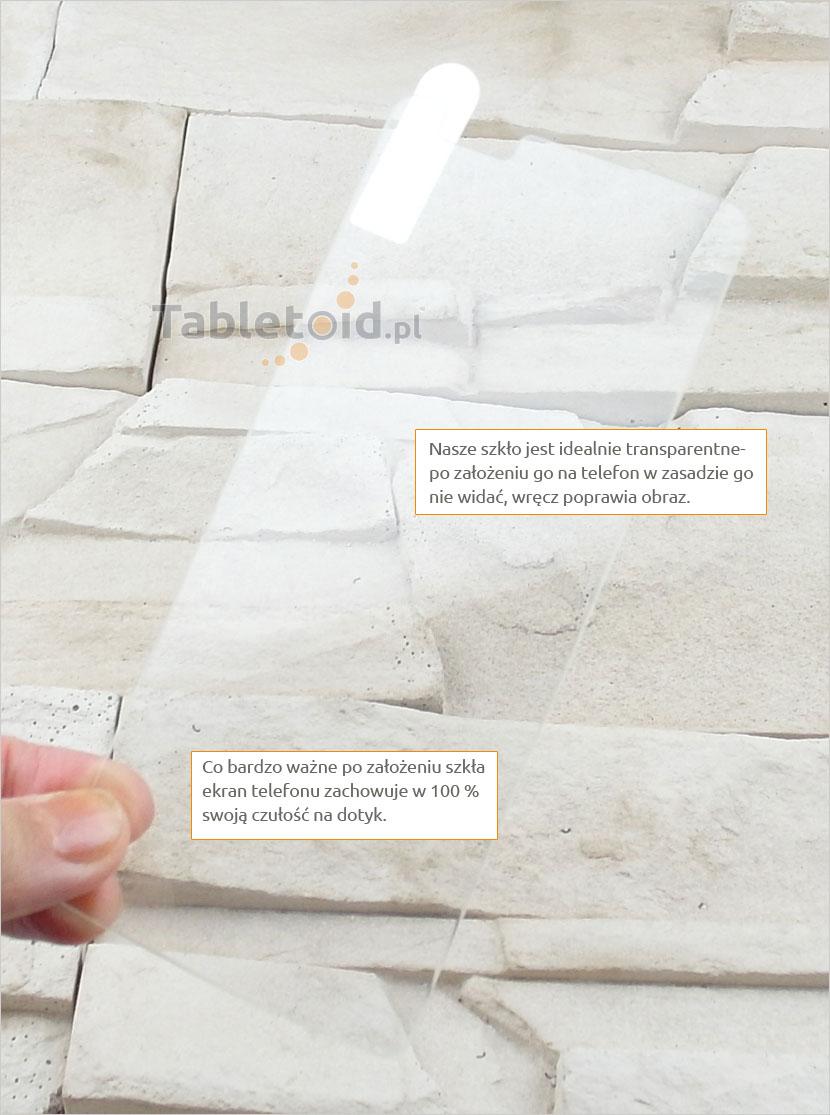 Szkło hartowane na telefon LG K8