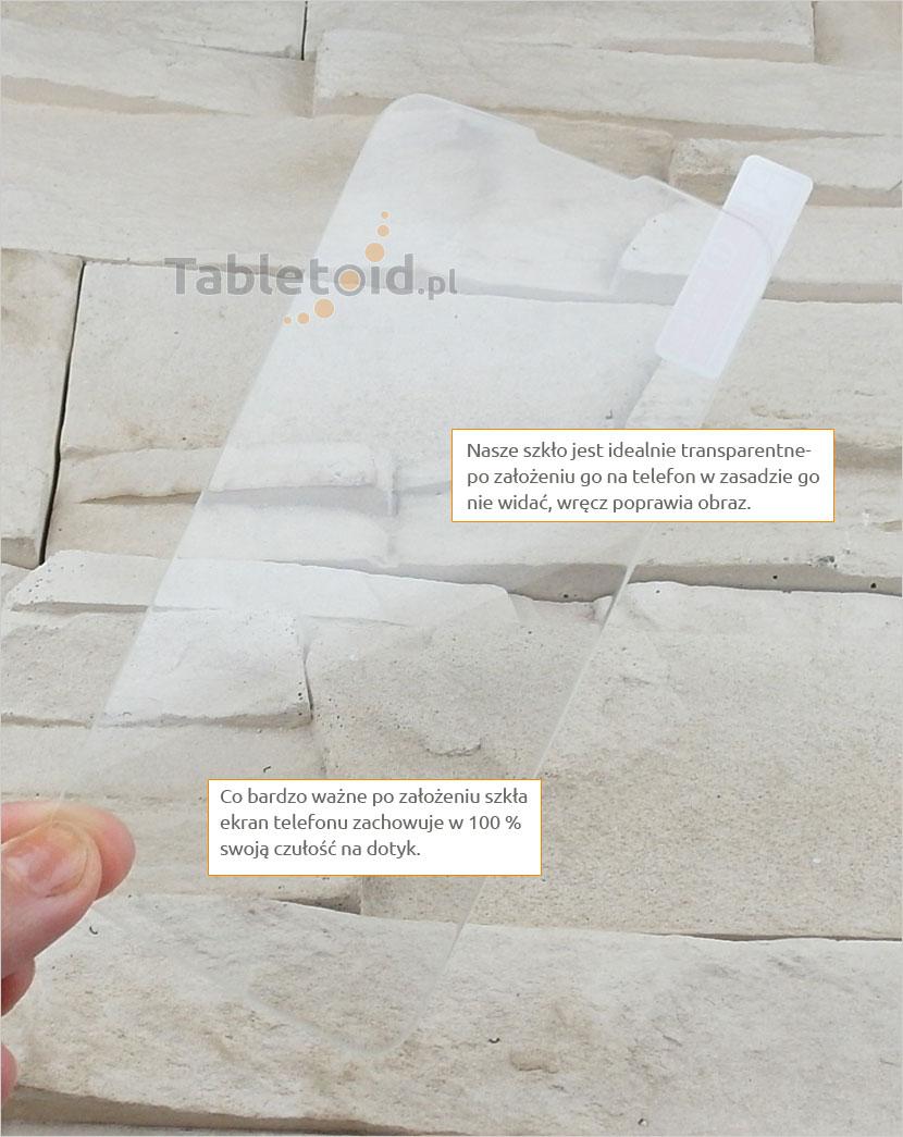 Szkło hartowane dedykowane na telefon LG K4