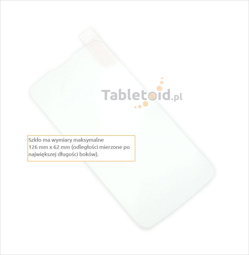 Szkło hartowane LG K4
