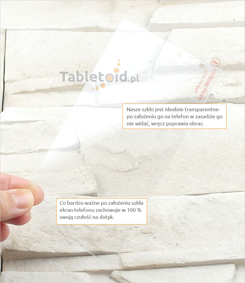 Szkło hartowane na telefon LG K4