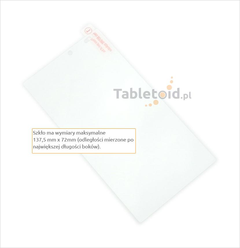 Szkło LG K4