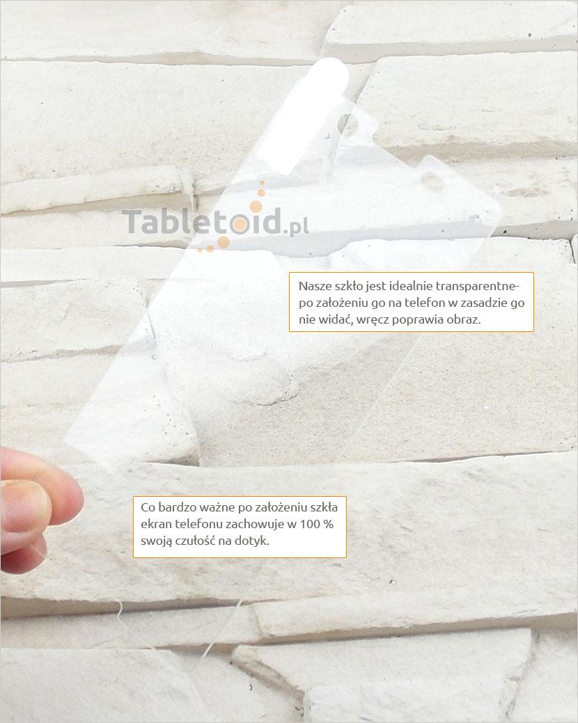 Szkło hartowane dedykowane na telefon Sony Xperia X