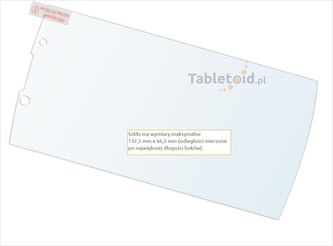 Szkło hartowane Alcatel Flash 2