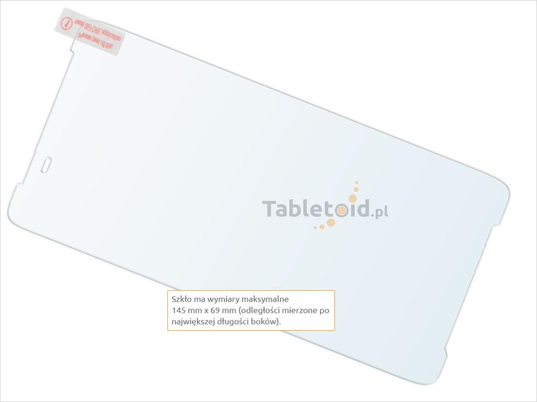 Szkło hartowane HTC One X9
