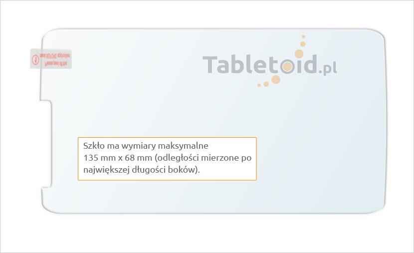 Szkło LG K5, Q6