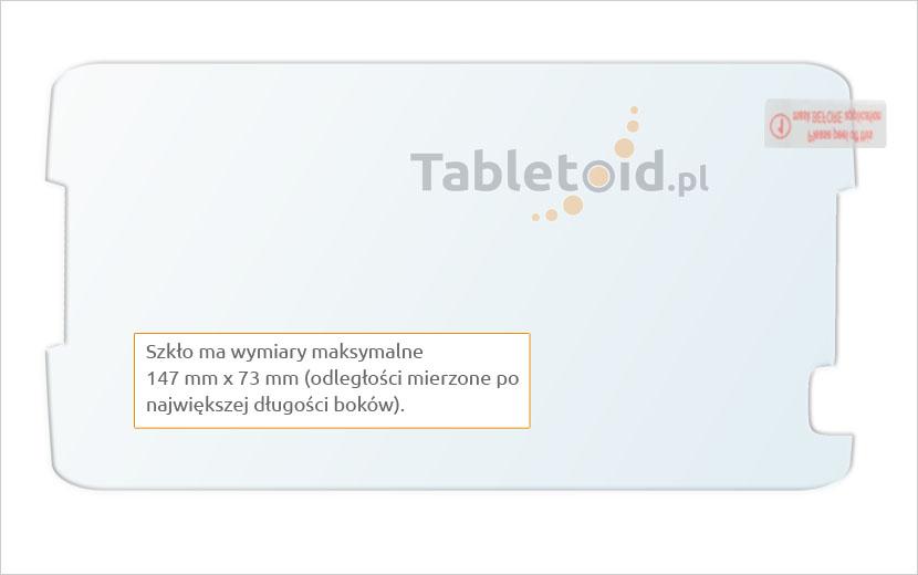 Szkło HTC Desire 828