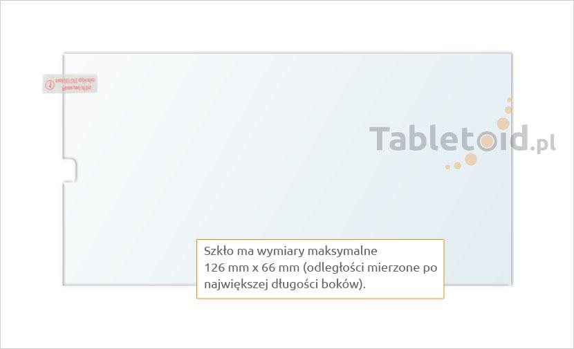 Szkło HTC Desire 530, 630
