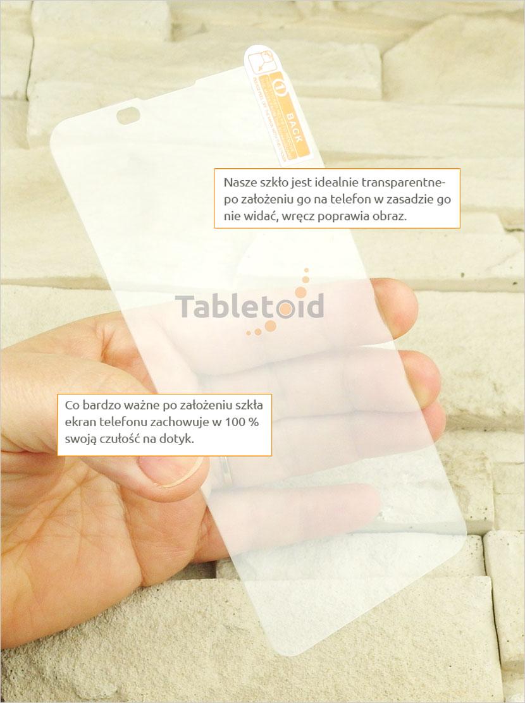 Szkło hartowane na telefon LG X screen