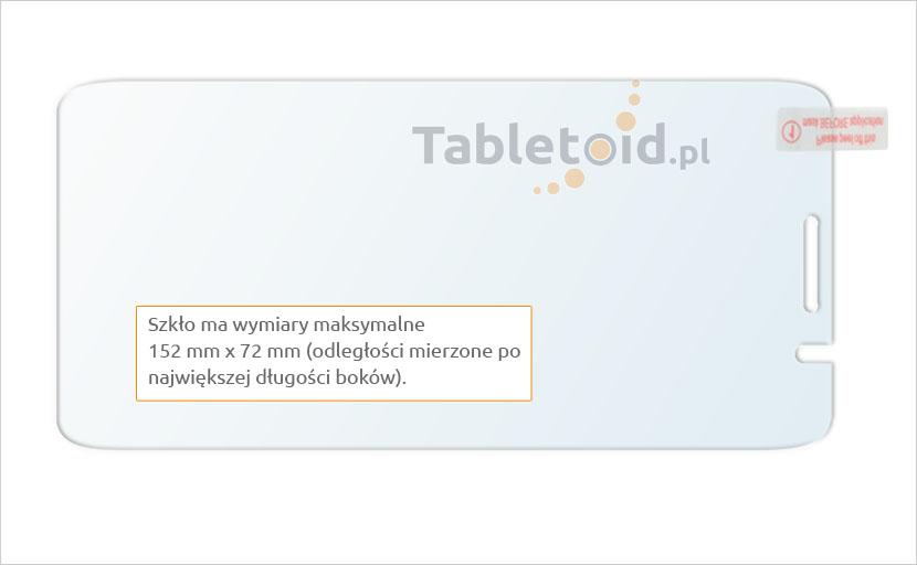 Szkło HTC Desire 825