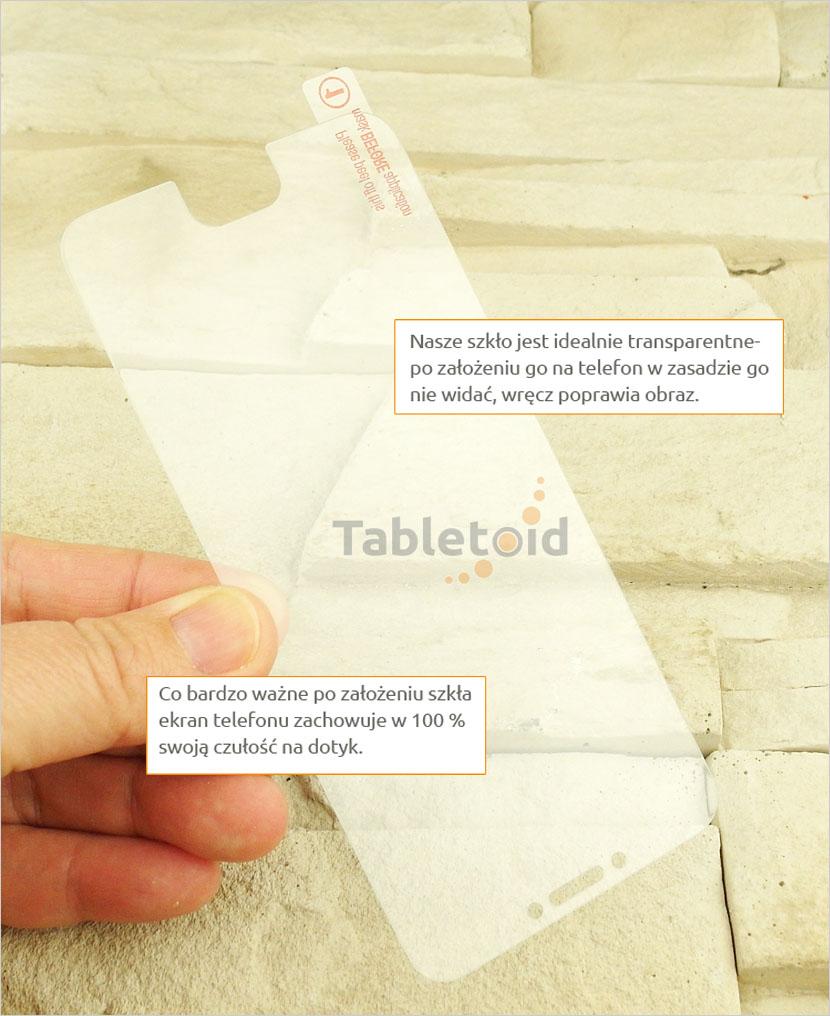 Szkło hartowane na telefon Meizu Pro 6