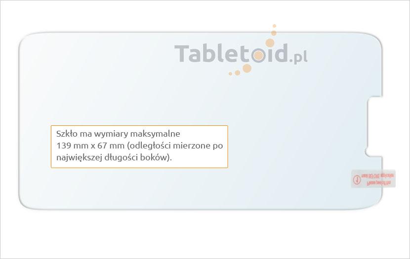 Szkło  Lenovo Vibe C A2020