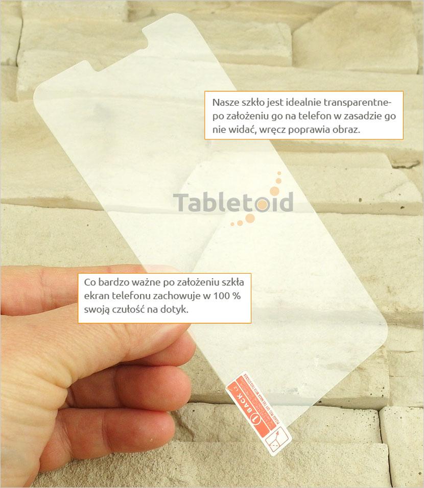 Szkło hartowane na telefon  Lenovo Vibe C A2020