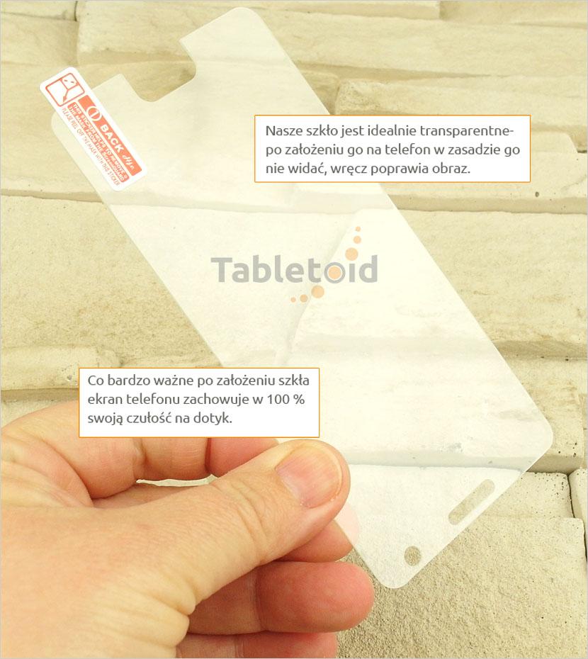 Szkło hartowane na telefon Lenovo ZUK Z2