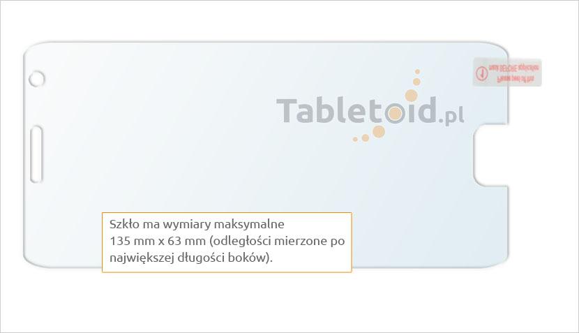 Szkło chroniące telefon Lenovo ZUK Z2