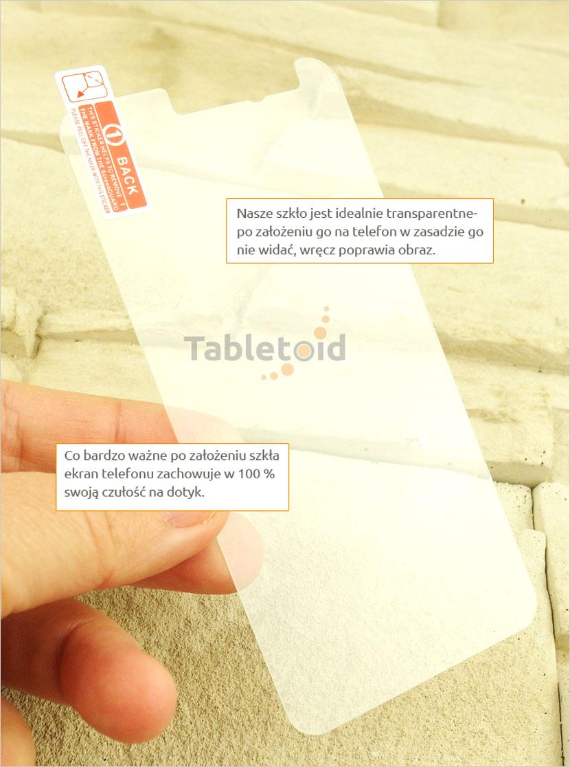 Szkło hartowane na telefon  Huawei Y3 II 2
