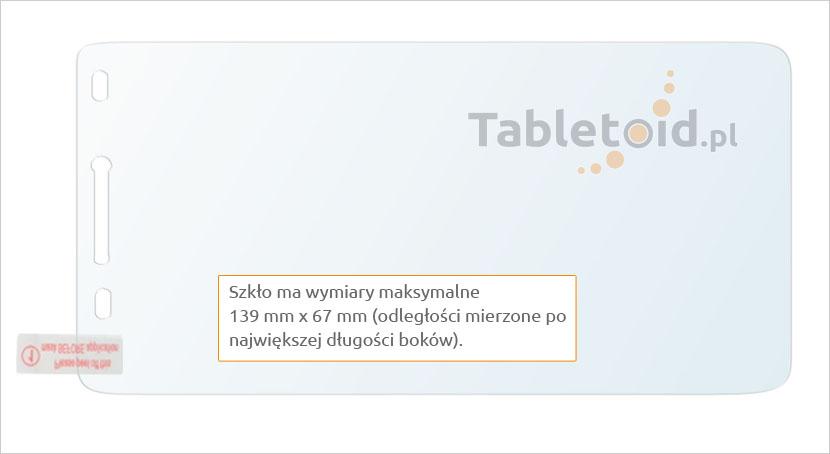 Szkło chroniące telefon Huawei Honor 5A