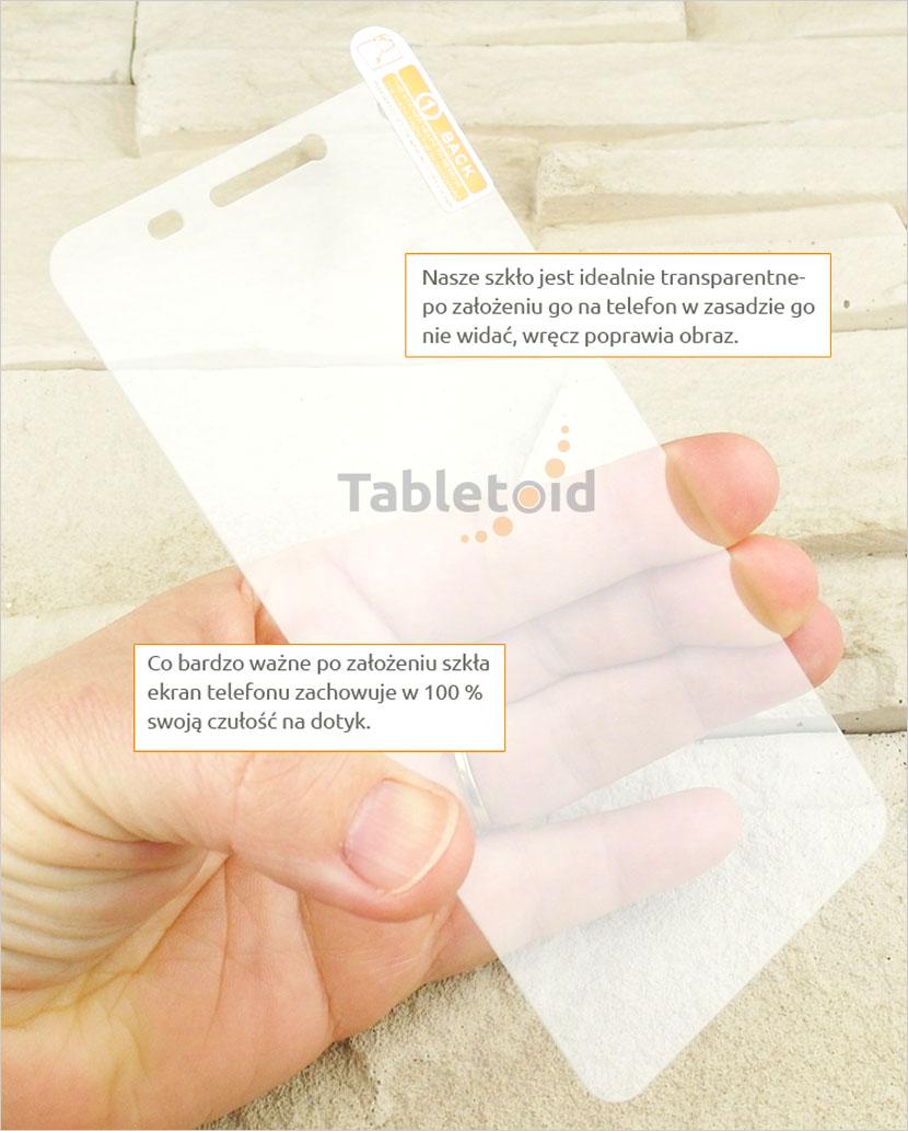 Szkło hartowane na telefon Huawei Honor 5A