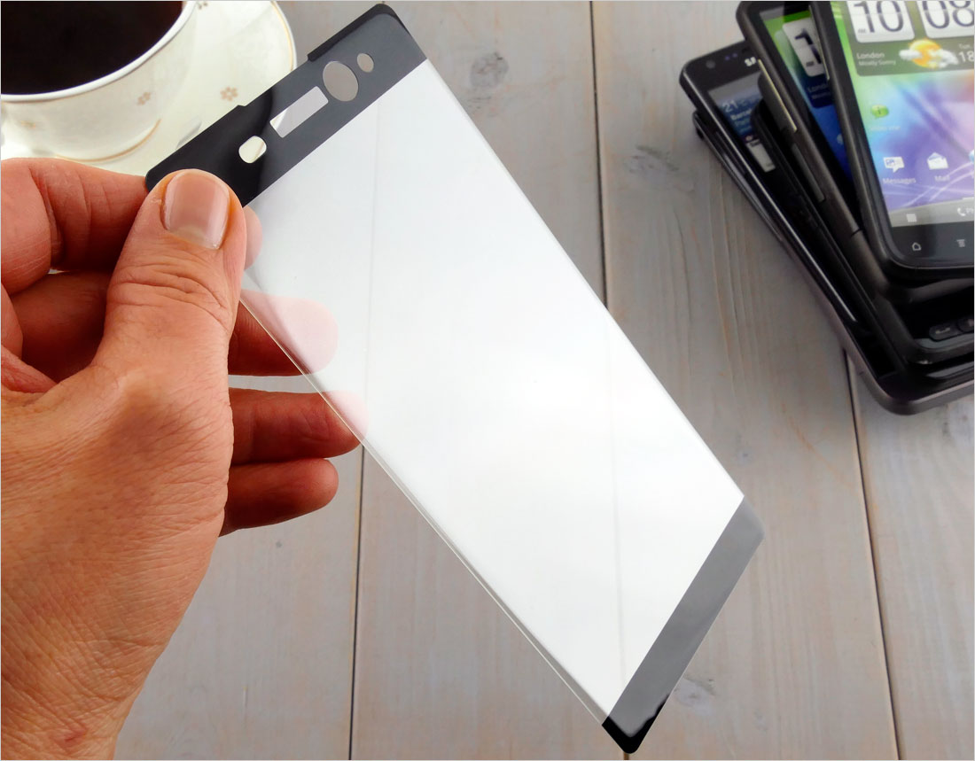 szkło na smartfona sony xa ultra